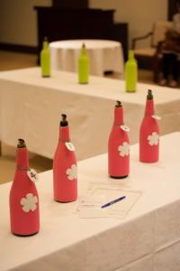 幅広い産地のワイン