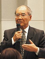 最後に、「今後も日本企業進出のために協力していきたい」と主催のアフリカ協会・松浦会長がご挨拶し、会は終了しました。