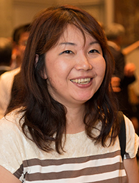 飯森夫紀子さん