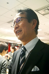 内田俊正さん