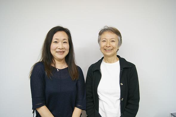戸松さんと寺島さん