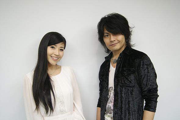 NEROさんと劉玉瑛さん