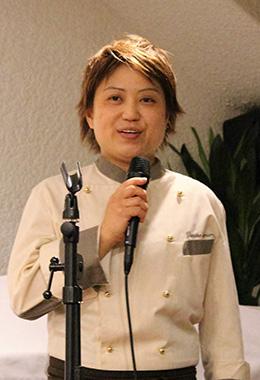 日本人で初めてジャンドウイオット部門で世界一に輝いたショコラティエール才村由美子さん