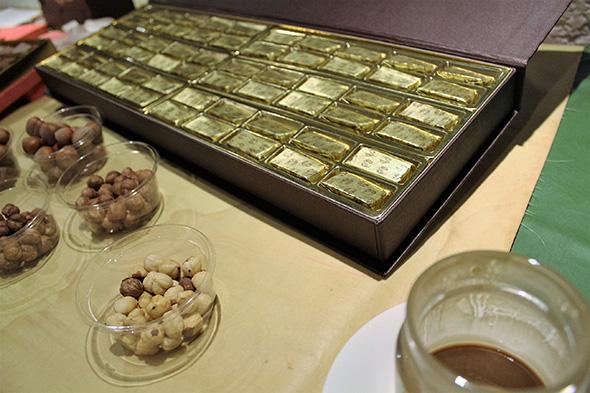 インターナショナルチョコレートアワードで世界一に輝いた「ピッコロジャンドゥーヤ」