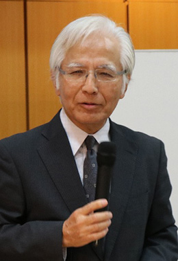 日仏経済交流会(パリクラブ)会長 瀬藤澄彦氏