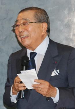 TMF日仏メディア交流協会会長、日仏経済交流会(パリクラブ)名誉会長 磯村尚徳氏