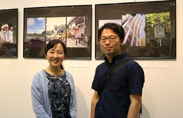 学生時代にフランスからの留学生を支援する活動をしていた杉本さんと栗原さん