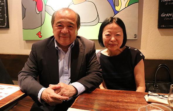 田所さん夫妻