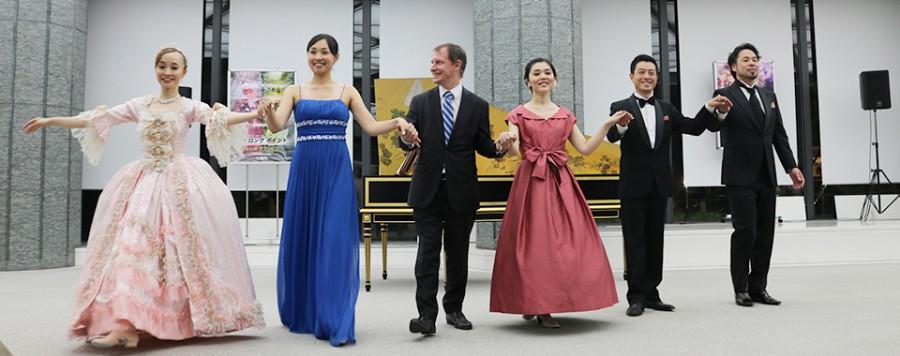 ダンスを通して知るヴェルサイユ宮殿事情