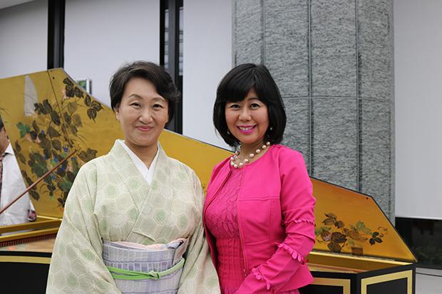 多田さん(右)と若島さん(左)