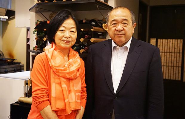 田所さんご夫妻