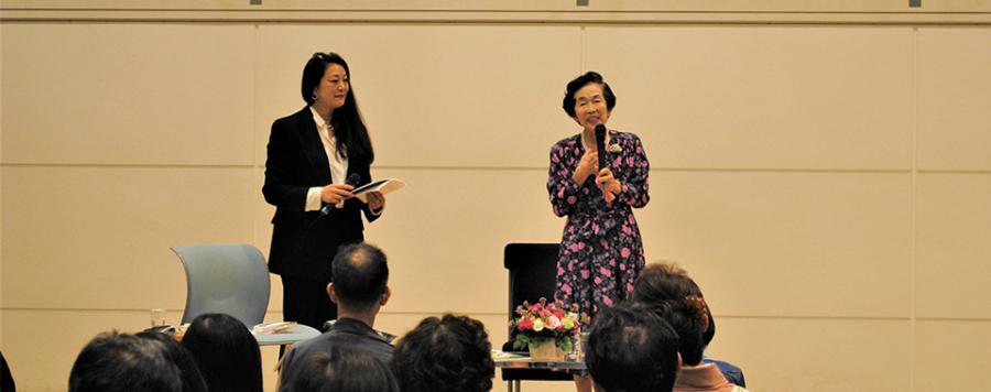 第19回パリクラブ輝く会講演「孫だから語れる渋沢栄一の秘話」