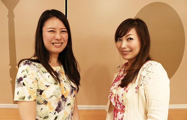 加納さんと葉山さん