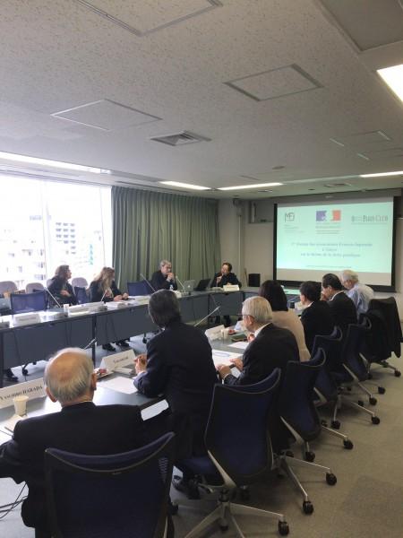 Forum des economistes franco japonais