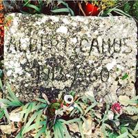 南仏プロバンス・ルールマランの墓地